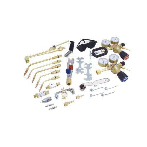 0f2ccc7b884ed Náradie, píly, brúsky, spojovací materiál Injektorové zváracie a rezacia  súprava MULTI BOX - KOMBI 20
