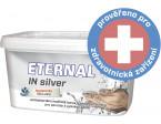ETERNAL IN SILVER antibakteriální malířská barva s obsahem stříbra