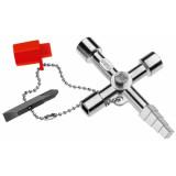 KNIPEX Kľúč na rozvodné skrine Profi-Key 5/7/8 1104