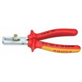 KNIPEX Odizolovacie kliešte 160mm 1000V 1106160