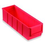 Allit 456521 Průmyslová odkládací přihrádka uzavřená vpředu ProfiPlus ShelfBox 300S, červený