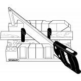 Upínací kosořez s čepovkou Stanley 1-20-600