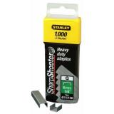 1-TRA708T HD sponky typ G (1000ks) 12mm STANLEY