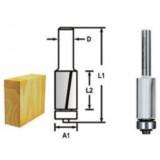 Makita D-47743 Drážkovací fréza 2 břit s ložiskem 12,7x26x68,5