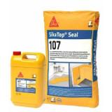 SikaTop ® Seal-107 2-komp. vodotesná stierka a ochranný náter v jednom 25kg