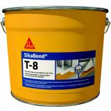 SikaBond ®-T -8 -13,4 kg pružná hydroizolácie a lepenie na dlažbu, drevo