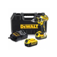 DeWALT DCD795S2 bezuhlíková příklepová vrtačka 18V / 1,5Ah