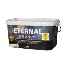 ETERNAL COOL na kovy 5 kg antracit