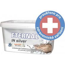 ETERNAL IN SILVER antibakteriální malířská barva s obsahem stříbra 12kg