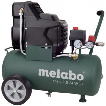 Metabo Basic 250-24 W OF bezolejový kompresor