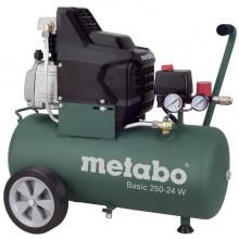 Metabo Basic 250-24 W olejový kompresor