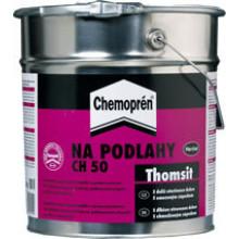 Thomsit Chemoprén na podlahy - 0,5L Kontaktní rozpouštědlové lepidlo s vysokou pevností pro celoplošné lepení