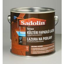 SADOLIN TERRACE 2,5L bezbarvý Protiskluzová lazura na bázi rozpouštědel