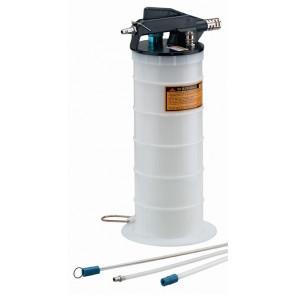 Prístroj na odsávanie oleja a odvzdušnenie bŕzd