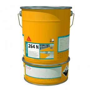 Sikafloor 264 Thixo tixotropný náter a pečatiaca vrstva 30kg Ral 7032,7035