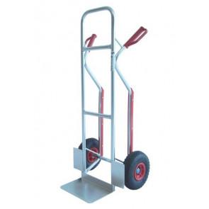 Rudl - stavební kolečko 150kg hliník