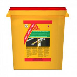 Sika Igolflex 201 / 32kg / dvojzložkový, vláknami zosilnený pružný povlak na ochranu pred preniknutím vody alebo vlhkosti, presa