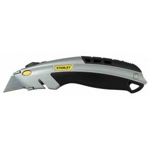 0-10-788 Kovový nôž so zasúvacou rýchlo vymeniteľnou čepeľou STANLEY