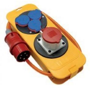 Mobilní rozvodnice 230V / 400V / 2m