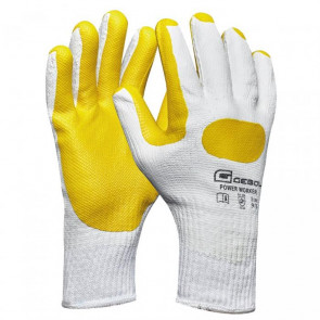 GEBOL Pracovné rukavice Power Worker vel.10