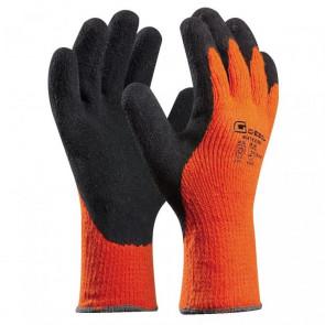 GEBOL Pracovné rukavice Winter Grip zimné vel.10