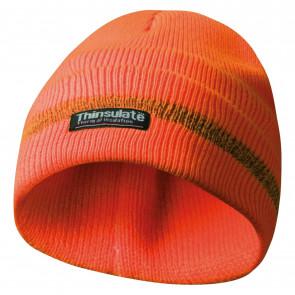 GEBOL čiapka reflexná Thinsulate oranžová