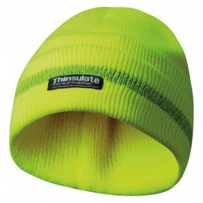 GEBOL čiapka reflexná Thinsulate žltá