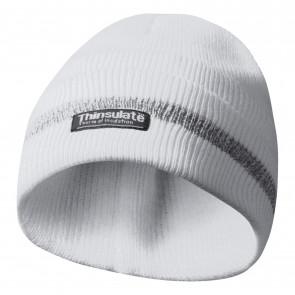 GEBOL čiapky reflexné Thinsulate biela
