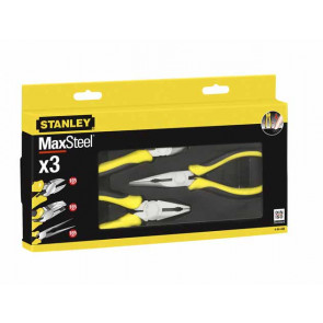 3dílná sada kleští MaxSteel Stanley 4-84-488