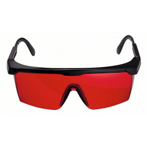 Bosch Brýle pro práci s laserem Brýle pro práci s laserem (červené)