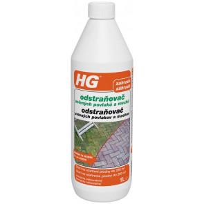 HG odstraňovač zelených povlaků a mechů