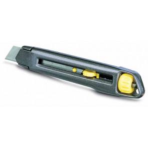 0-10-018 Kovový nôž Interlock pre odlamovacie čepele 18 mm STANLEY