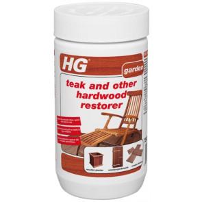 HG restaurátor teakového a jiného tvrdého dřeva