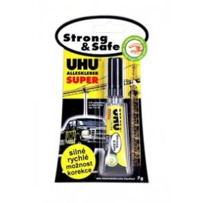 UHU ALLESKLEBER SUPER Strong + Safe 7 g