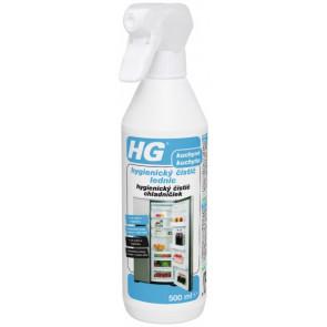 HG hygienický čistící prostředek na ledničky