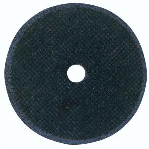 Řezný kotouč s tkaninovou vazbou