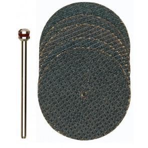 Korundové kotouče s tkaninovou vazbou