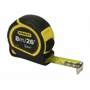 Svinovací metry Tylon™ 8m / 26ft - metrická/palcová stupnice Stanley 0-30-656