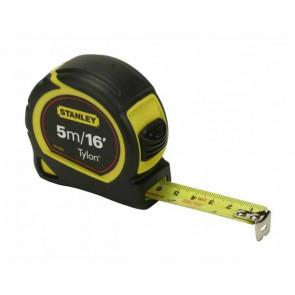 Svinovací metry Tylon™ 5m / 16ft - metrická/palcová stupnice Stanley 0-30-696