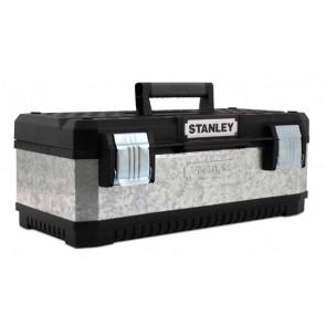 Kovoplastový box na nářadí - Galvanizovaný Stanley 1-95-620