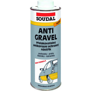Anti-Gravel sprej 500ml sivý