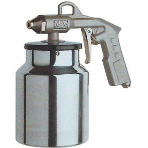 GÜDE pistole pro ošetření podvozků vozidel s nádobkou
