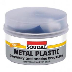 Soudal Metal Plastic Soft 1kg - opravy rozsiahlych plôch a veľkých nerovností