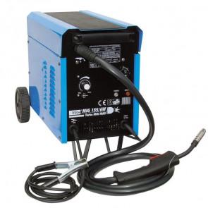 GÜDE MIG 155/6 W svářečka pro svařování v ochranné atmosféře