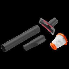 GARDENA sada příslušenství pro akumulátorový venkovní ruční vysavač EasyClean Li 9343-20