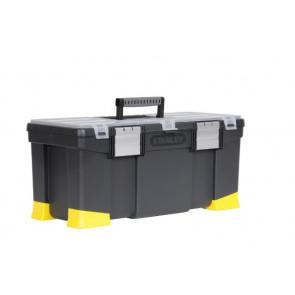 Box na nářadí s organizerem ve víku Stanley 1-97-512