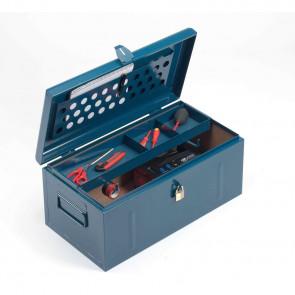 Allit 430100 Box z ocele StorePlus SteelBox 95, modrý
