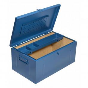 Allit 430130 Box z ocele StorePlus SteelBox 237, modrý