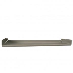 Allit 455055 Nástěnná police StorePlus Flex M 58, stříbrný
