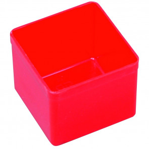 Allit 456300 Vyměnitelný zásobník Vložka EuroPlus 45/1, červená